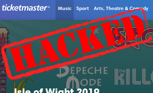 ticketmaster hack image